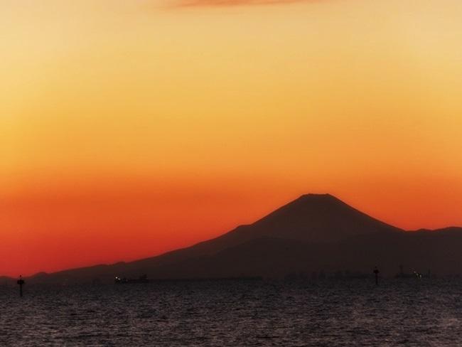 千葉ポートパークからの富士山.JPG
